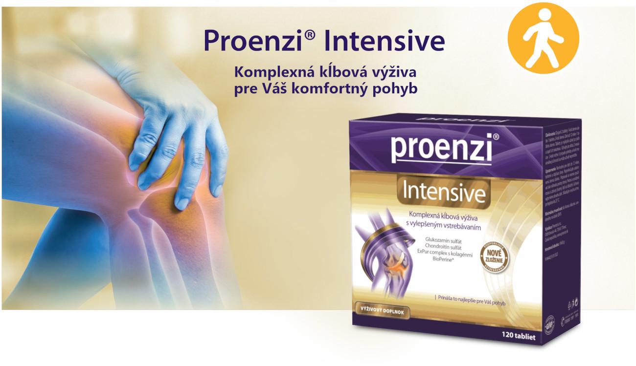 bolest kĺbov, ako sa zbaviť bolesti kĺbov, proenzi intensive, kĺbová výživa