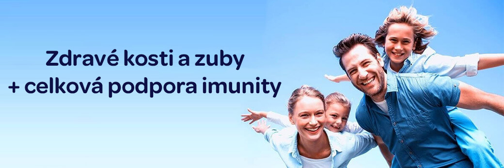 celková podpora imunity