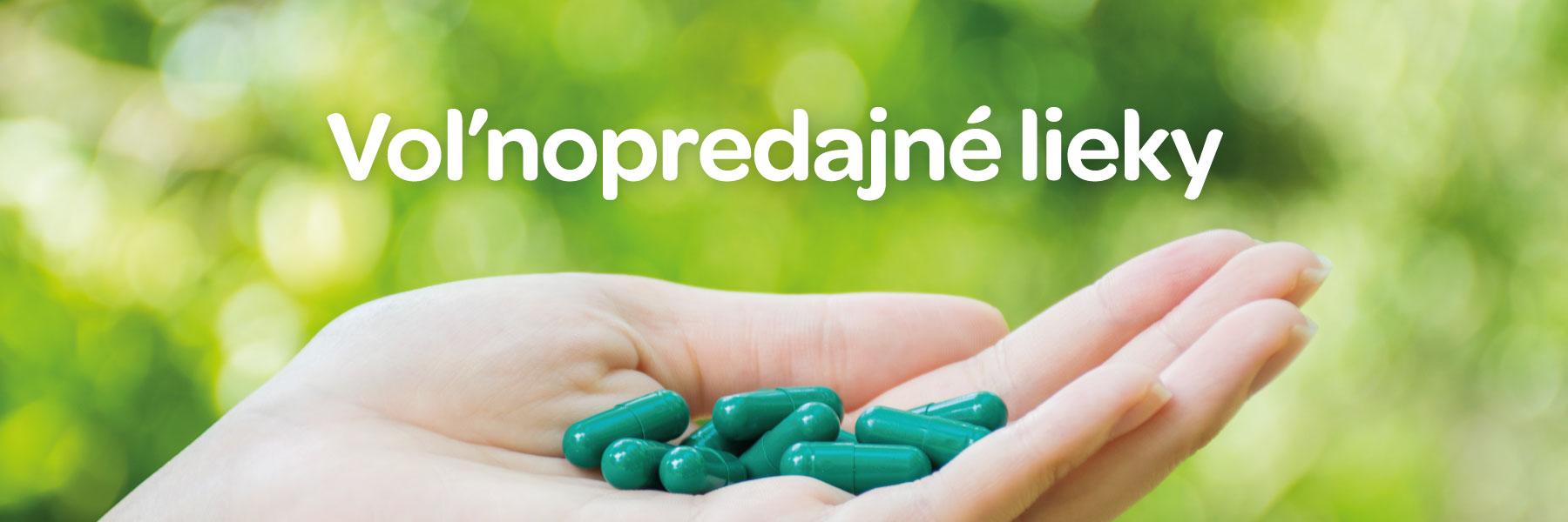 Voľnopredajné lieky BiomedicA