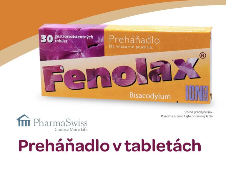 Fenolax banner