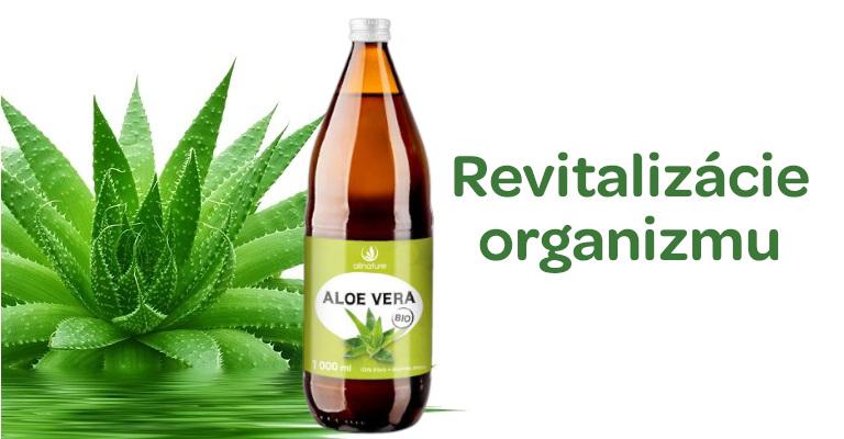 Pre revitalizáciu organizmu