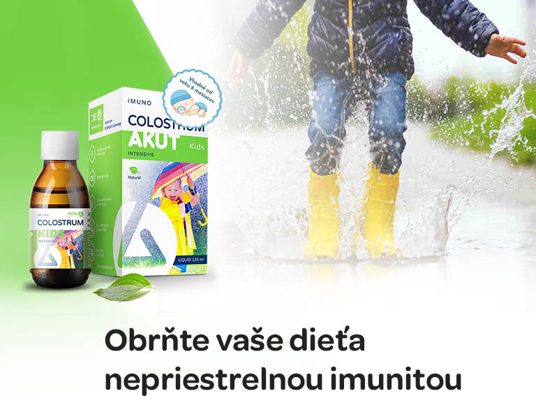 colostrum , imunita