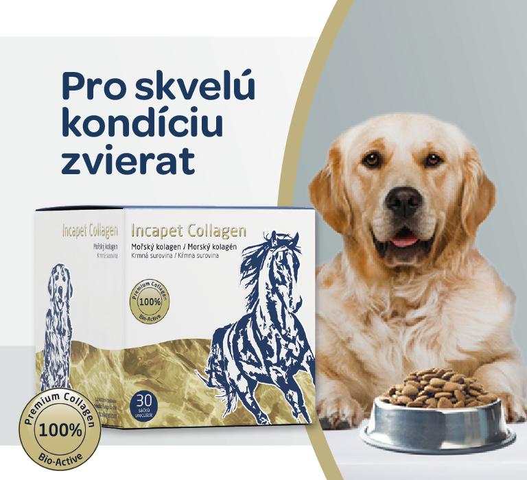 Incapet collagen pre zvierata