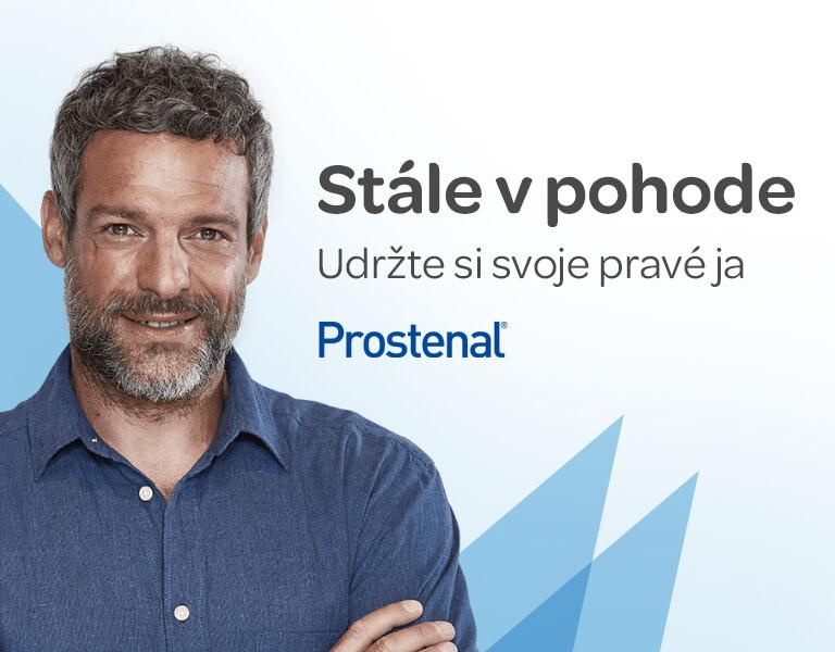 Prostenal, banner