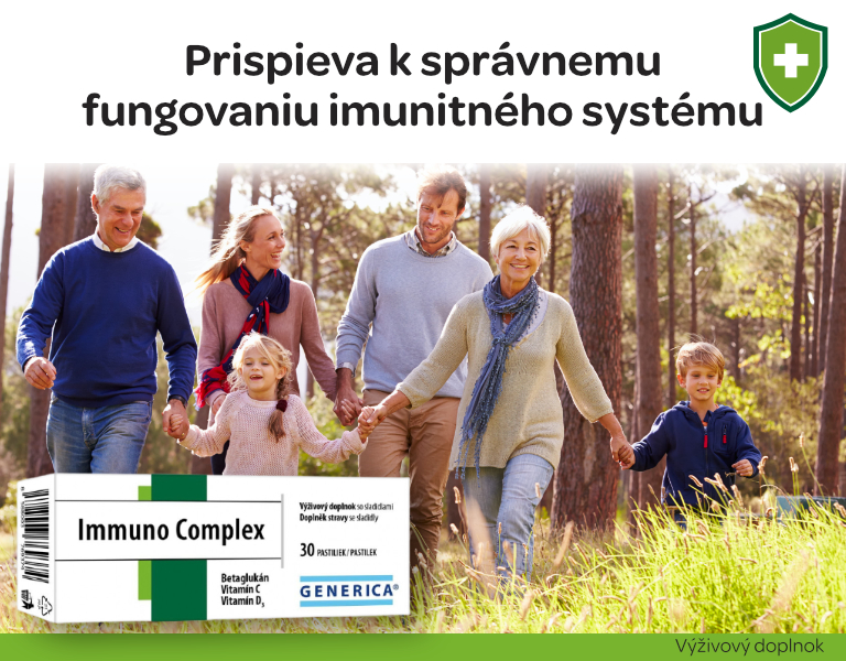 Immuno Complex 30 pastiliek