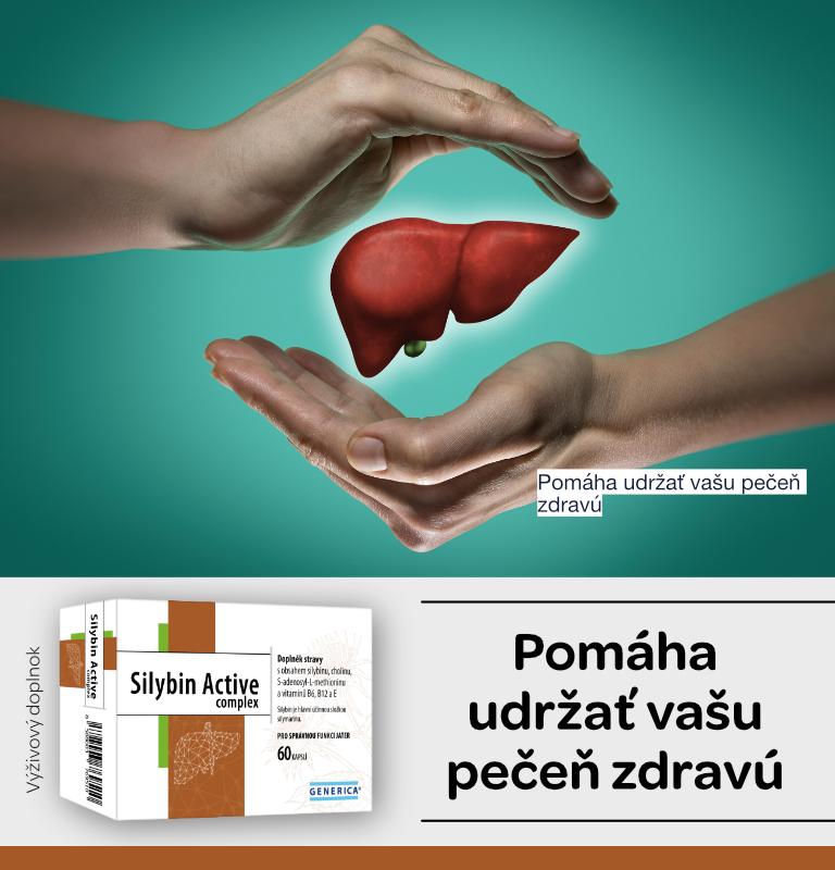 GENERICA Silybin Active complex