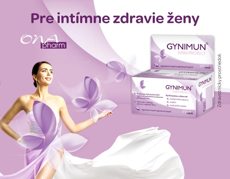GYNIMUN INTIM PROTECT vaginálne kapsuly