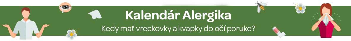 Kalendář alergika
