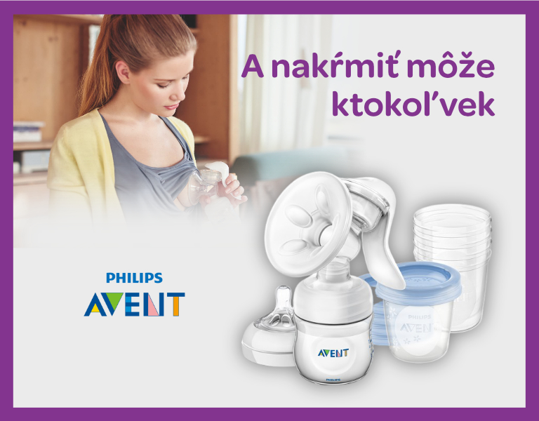 Avent odsávačka mlieka Natural+VIA poháriky 5ks