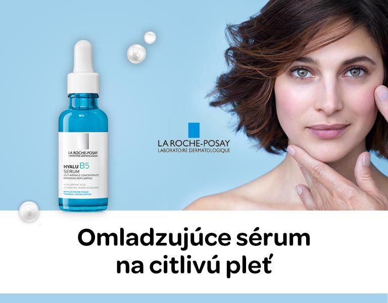 La Roche-Posay Hyalu B5 sérum proti vráskam pre citlivú pleť