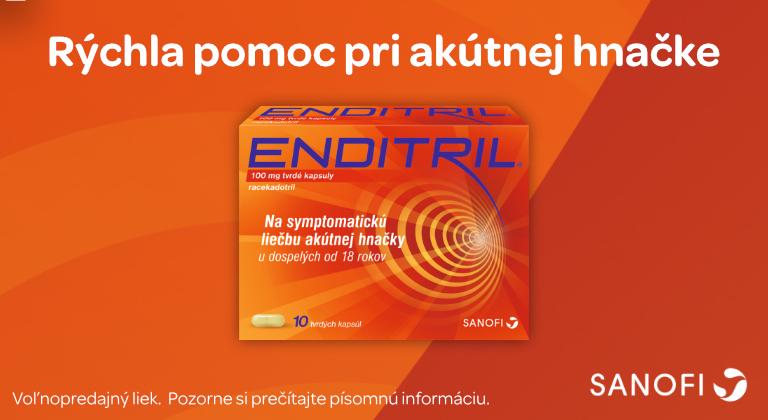 Enditril® 100mg 10 kapsúl