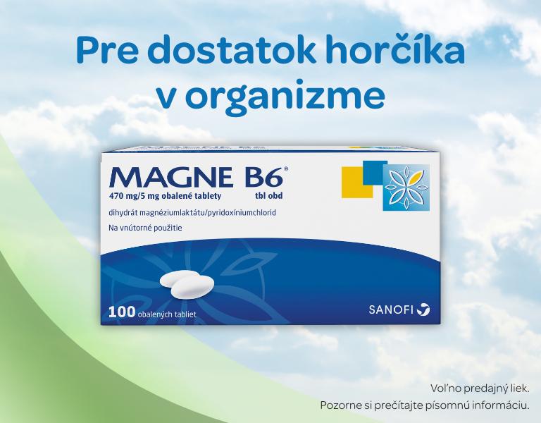 Magne B6® 100 tablet