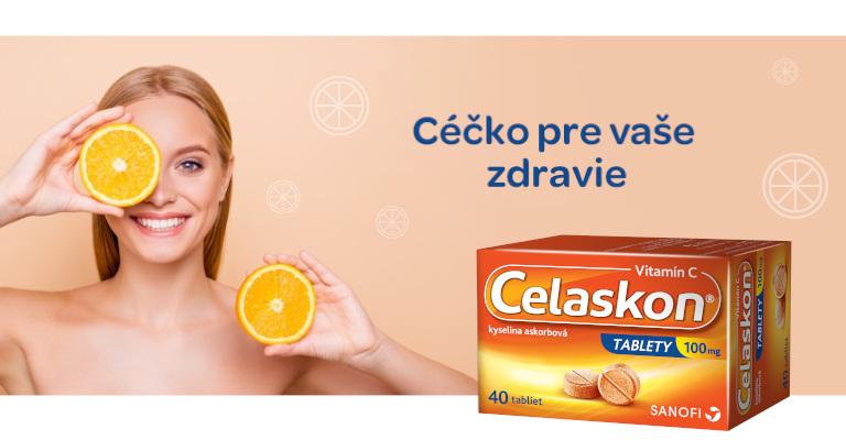 Celaskon, vitamín c