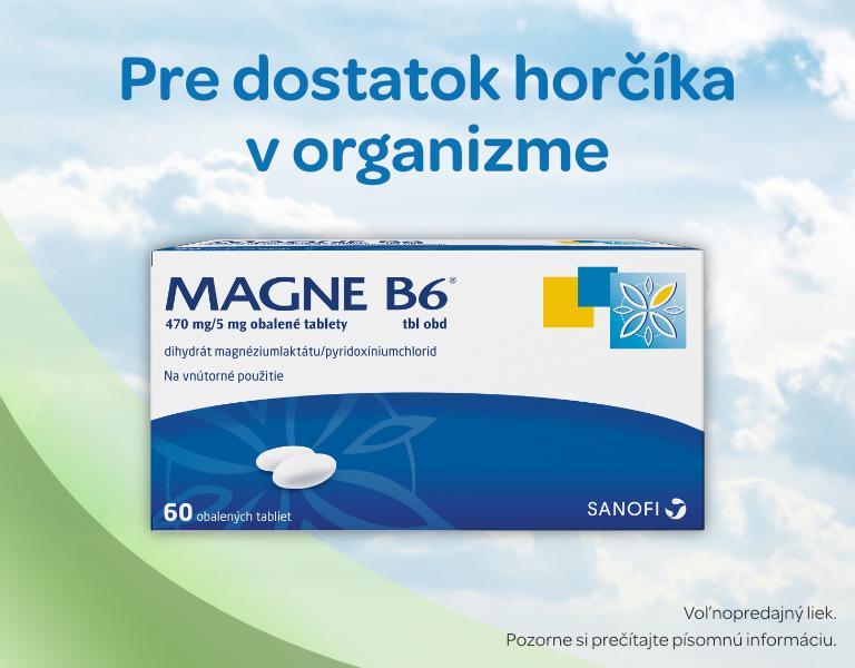 Magne B6® 60 tablet
