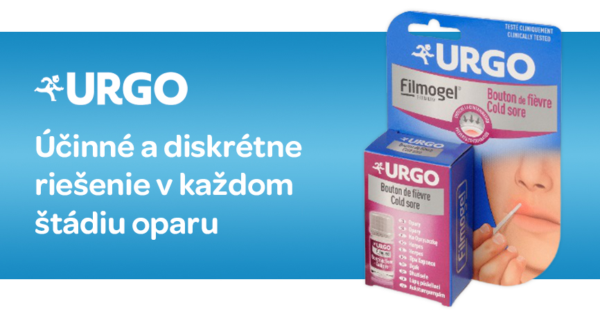 URGO Filmogel Opary