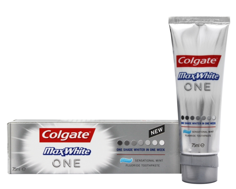 COLGATE MAX WHITE ONE ZUBNÁ PASTA 75 ml