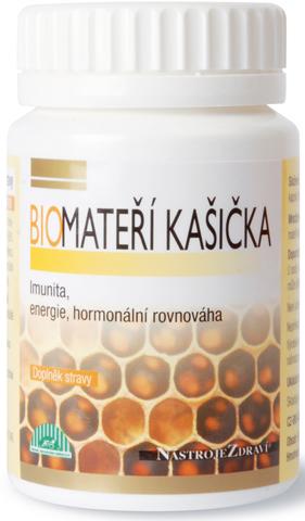 BIO Materská kašička 60 kapsúl