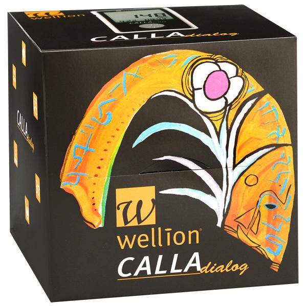 Wellion CALLA Dialog - Glukometer so zvukovým oznamovaním nameraných hodnôt