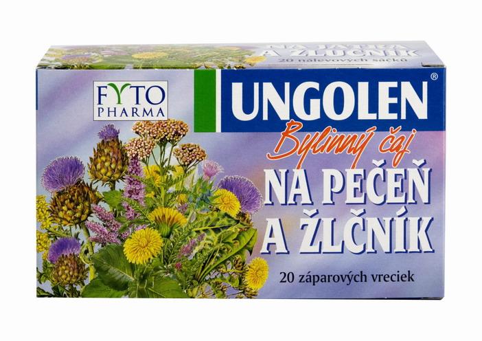 FYTO UNGOLEN Bylinný čaj na pečeň a žlčník 20x1,5g