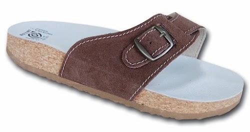 Sandále rehabilitačné č.27 ortopedická obuv T05 MIX