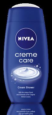 NIVEA SPRCHOVÝ GÉL Creme Care 250 ml