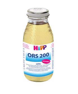 HiPP ORS 200 Jablkový odvar dietetická potraviny 200ml