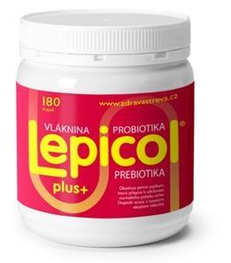 Terezia Lepicol plus+ tráviace enzýmy 180g prášok