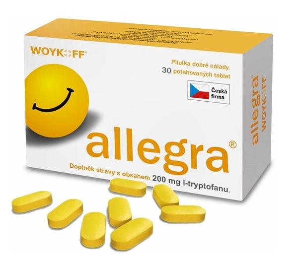 allegra COMFORT 30 tbl