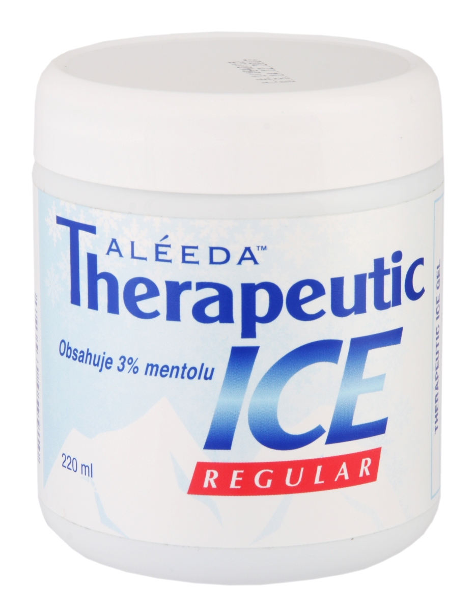 ALÉEDA Therapeutic ICE REGULAR gél 220 ml