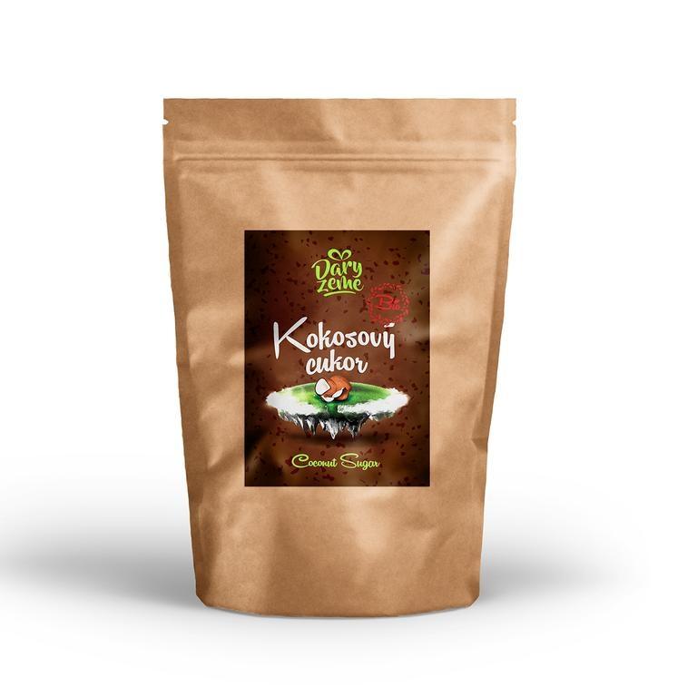 Dary zeme Kokosový cukor BIO 250g