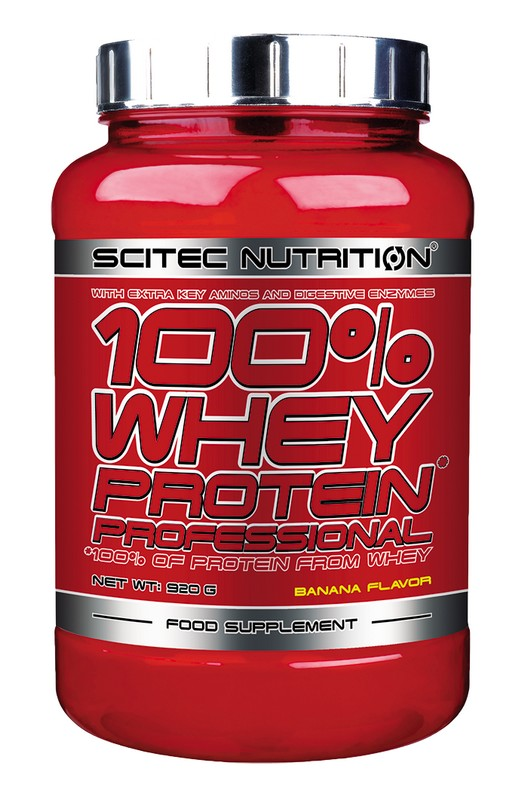 Whey Protein Prof. 920g chocolate
