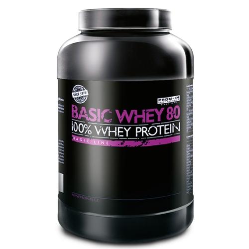 Prom-in Basic Whey Protein 80 4000g vanilka