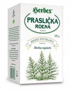 HERBEX PRASLIČKA ROĽNÁ sypaný čaj 50 g