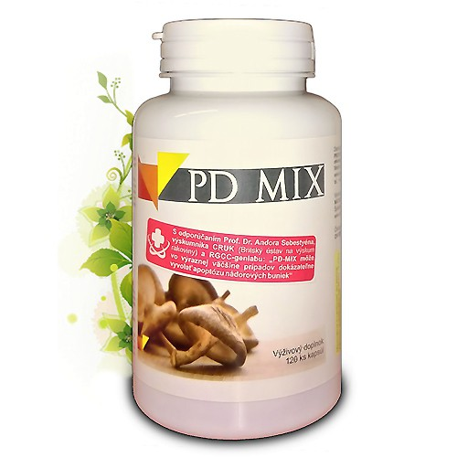 PD MIX 120 cps