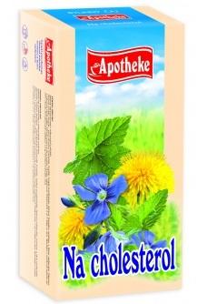 Apotheke Čaj na cholesterol 20x1,5g