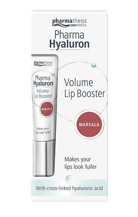 HYALURON MARSALA Volume Lip Booster 7 ml