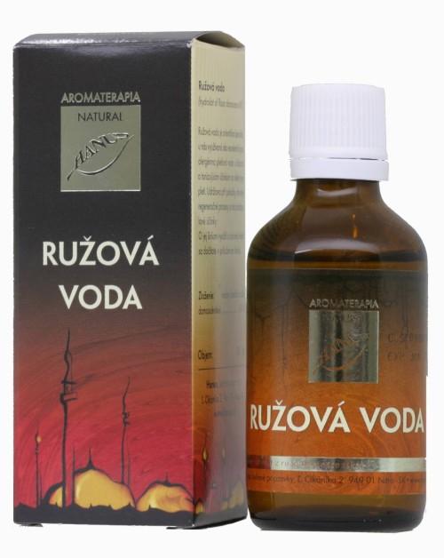 HANUS RUŽOVÁ VODA 50 ml