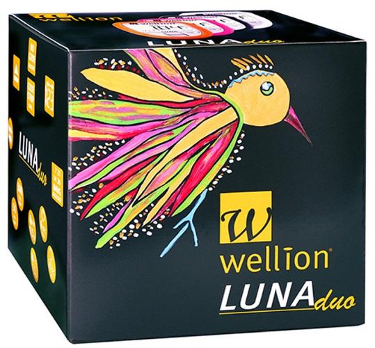 Wellion LUNA Duo s príslušenstvom merací systém na meranie glukózy a cholesterolu,