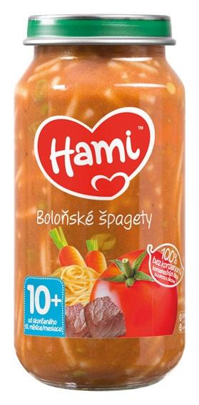 Hami príkrm Bolonské špagety 250 g
