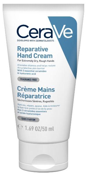 CeraVe obnovujúci krém na ruky na suchú pokožku 50 ml