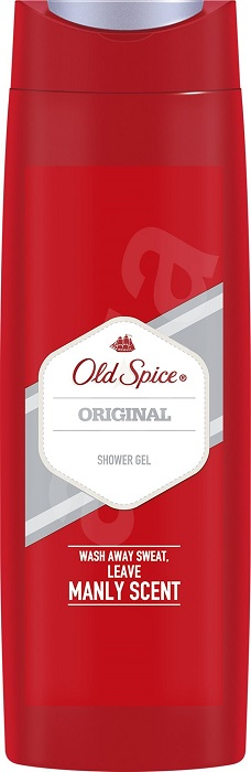 OLD SPICE SG 400ML ORIGINAL
