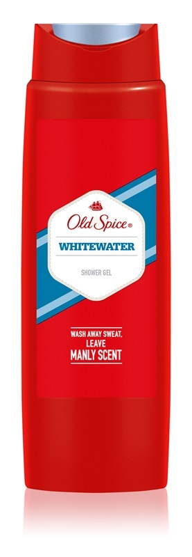 OLD SPICE SG 400ML WHITEWATER