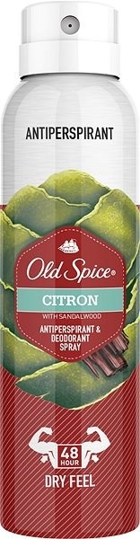 Old Spice spreji deodorant Citron 150ml