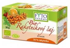 FYTO Bio Rakytníkový čaj 20x1,5g