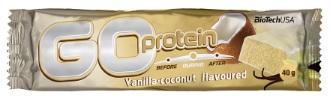 BiotechUSA GO Protein (Bar) 40 g vanilka-kokos