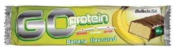 BiotechUSA GO Protein (Bar) 80 g banán