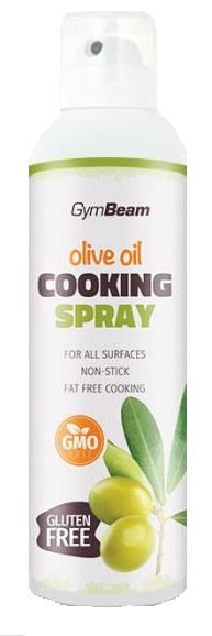 GymBeam Olive Oil Cooking Spray 201 g