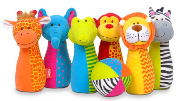 Fiesta Crafts Zvieracie kolky