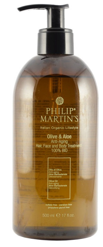 Philip Martin´s OLIVE  ALOE OIL 100 ml