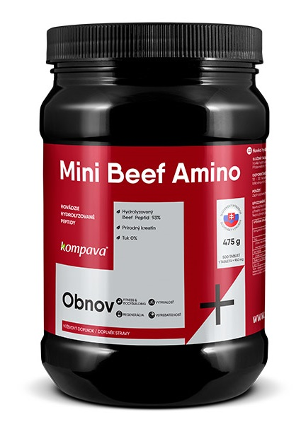 Mini BEEF Amino 500 tablet